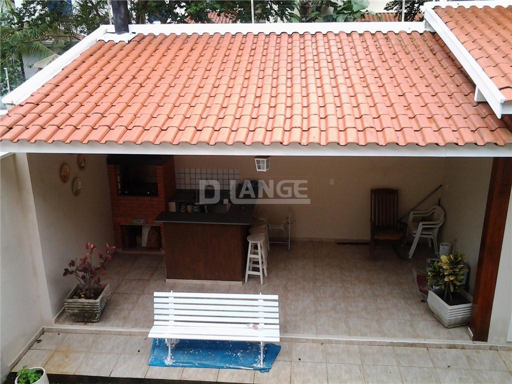 Casa de 4 dormitórios em Jardim Santa Marcelina, Campinas - SP