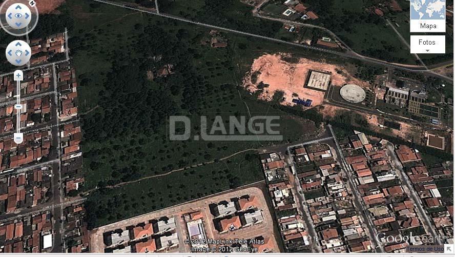 Área em Jardim Dall'orto, Sumaré - SP