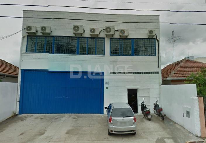 Barracão à venda em Botafogo, Campinas - SP