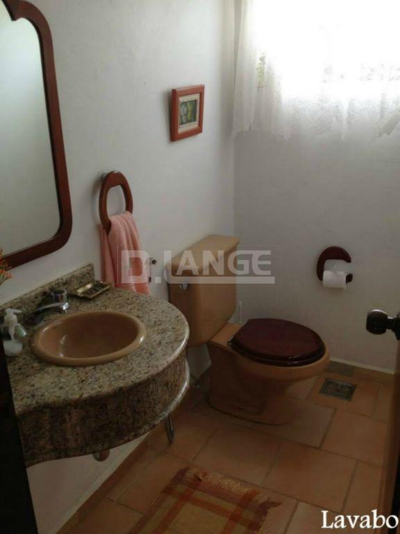 Casa de 4 dormitórios em Loteamento Chácaras Vale Das Garças, Campinas - SP