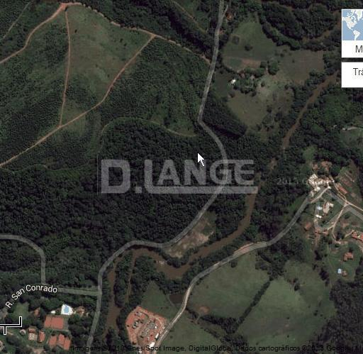Área em Três Pontes, Campinas - SP