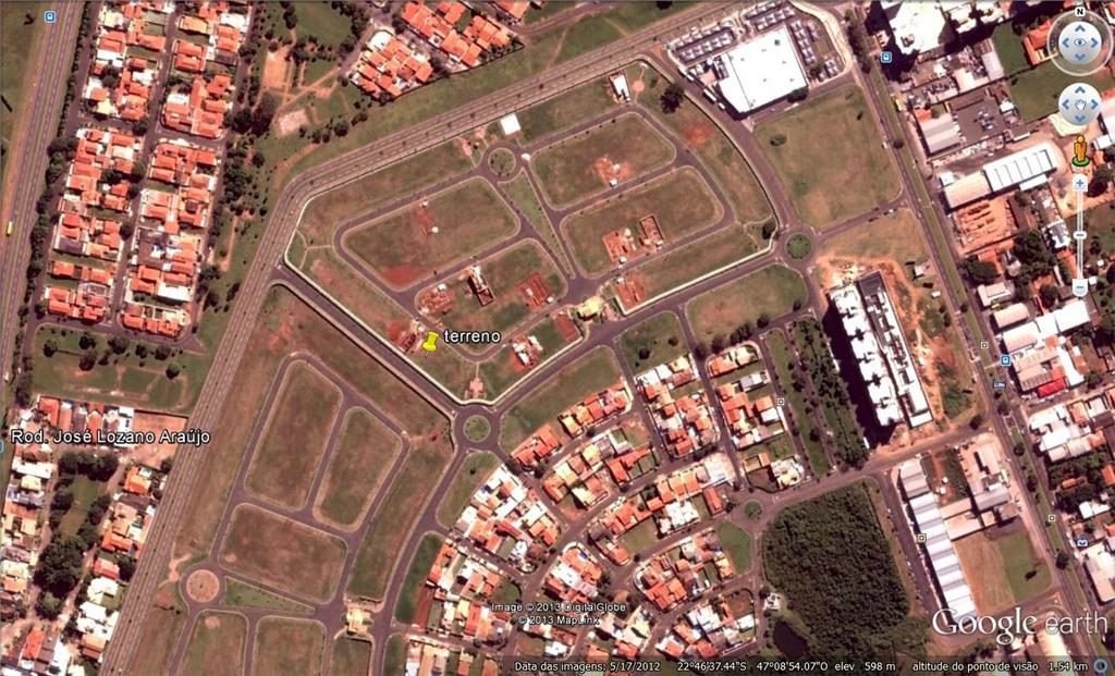 Terreno à venda em Parque Brasil 500, Paulínia - SP