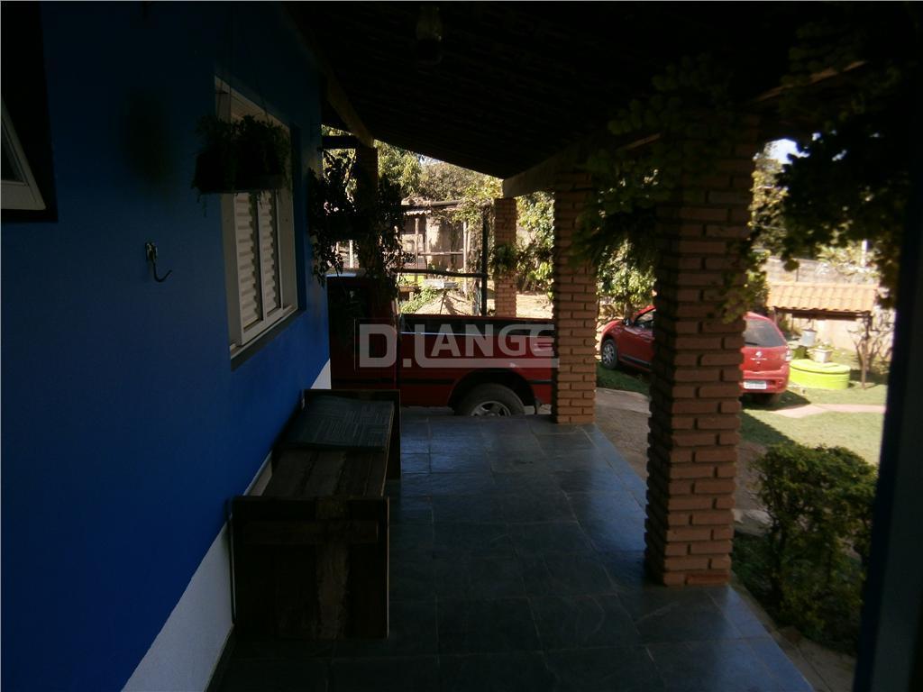 Chácara de 3 dormitórios em Jardim Monte Belo, Campinas - SP