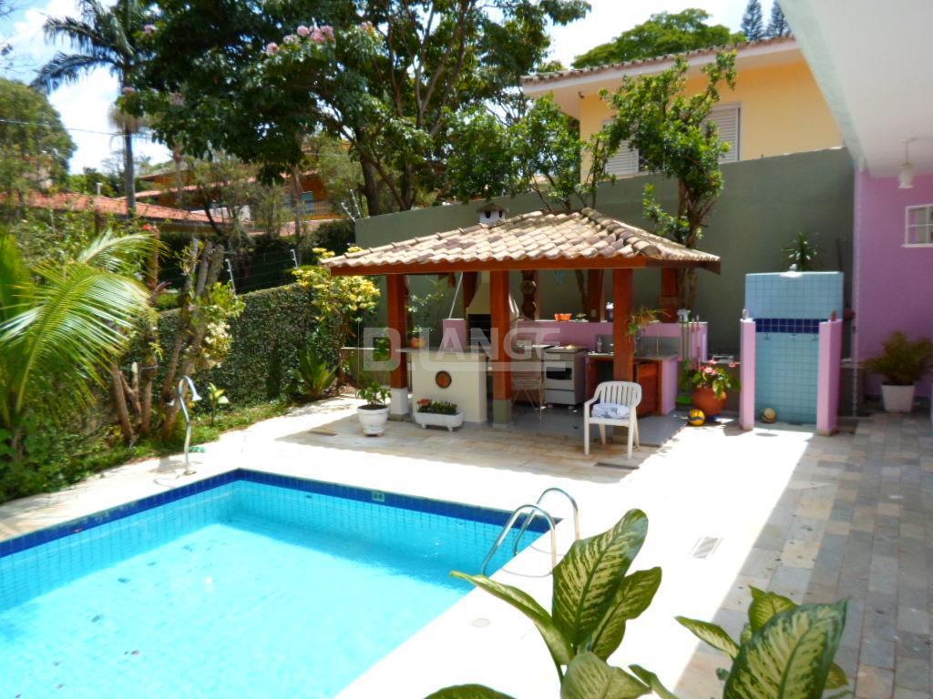 Casa de 8 dormitórios em Parque Taquaral, Campinas - SP