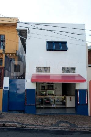 Salão em Vila Industrial, Campinas - SP
