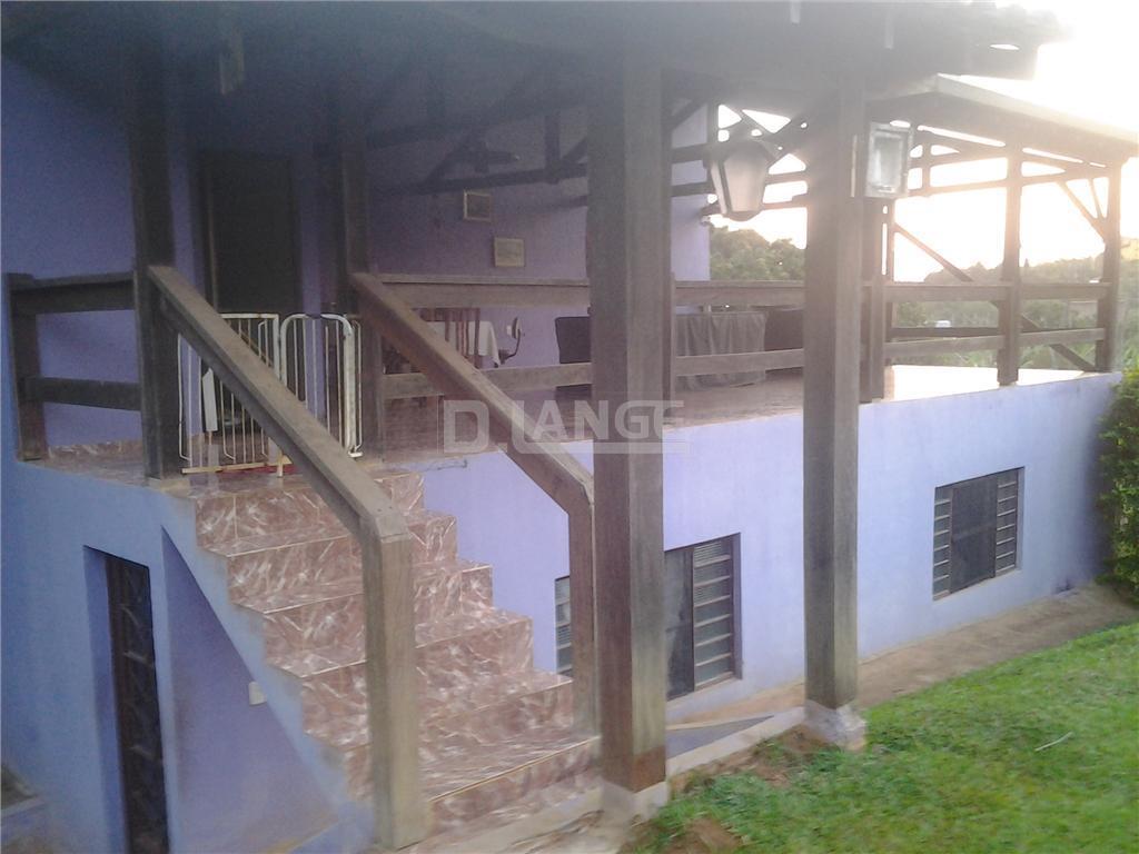 Chácara de 4 dormitórios em Loteamento Chácaras Gargantilhas, Campinas - SP