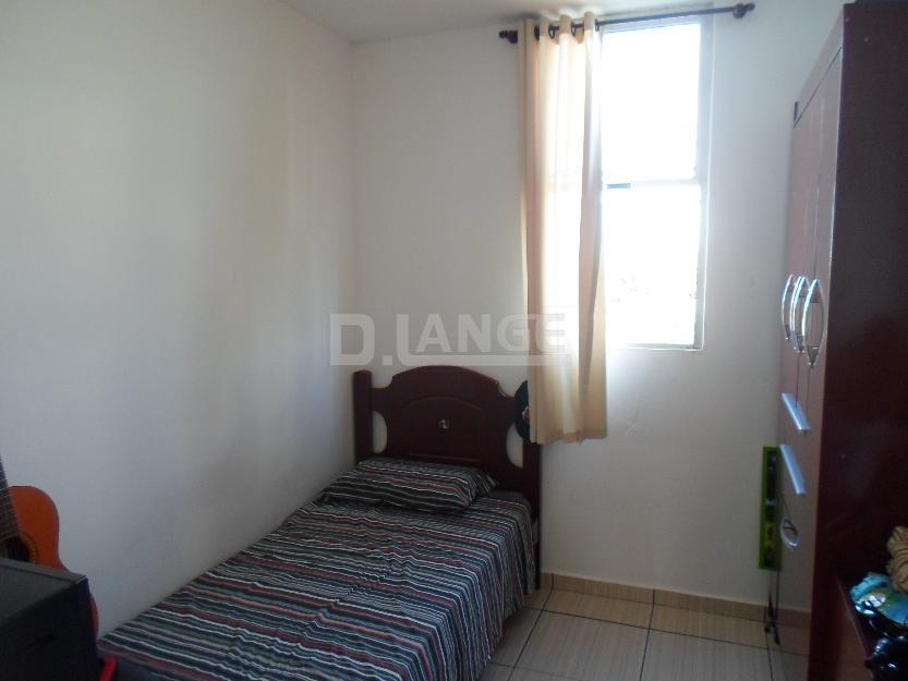 Apartamento de 2 dormitórios em Conjunto Habitacional Padre Anchieta, Campinas - SP
