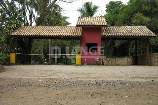 Terreno à venda em Condomínio Colinas Do Atibaia, Campinas - SP