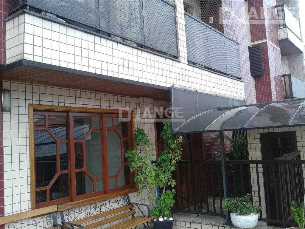 Apartamento de 3 dormitórios à venda em Jardim Bela Vista, Campinas - SP