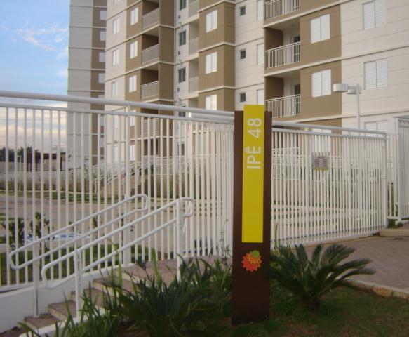 Apartamento de 3 dormitórios em Residencial Parque Da Fazenda, Campinas - SP