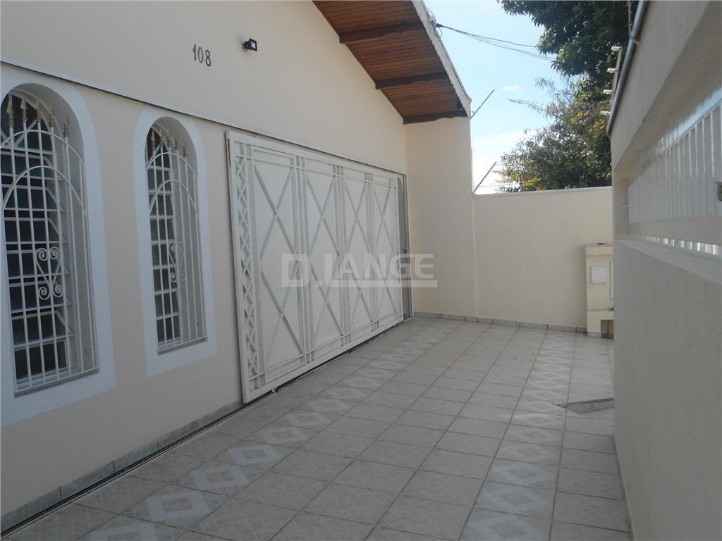 Casa de 4 dormitórios à venda em Jardim García, Campinas - SP