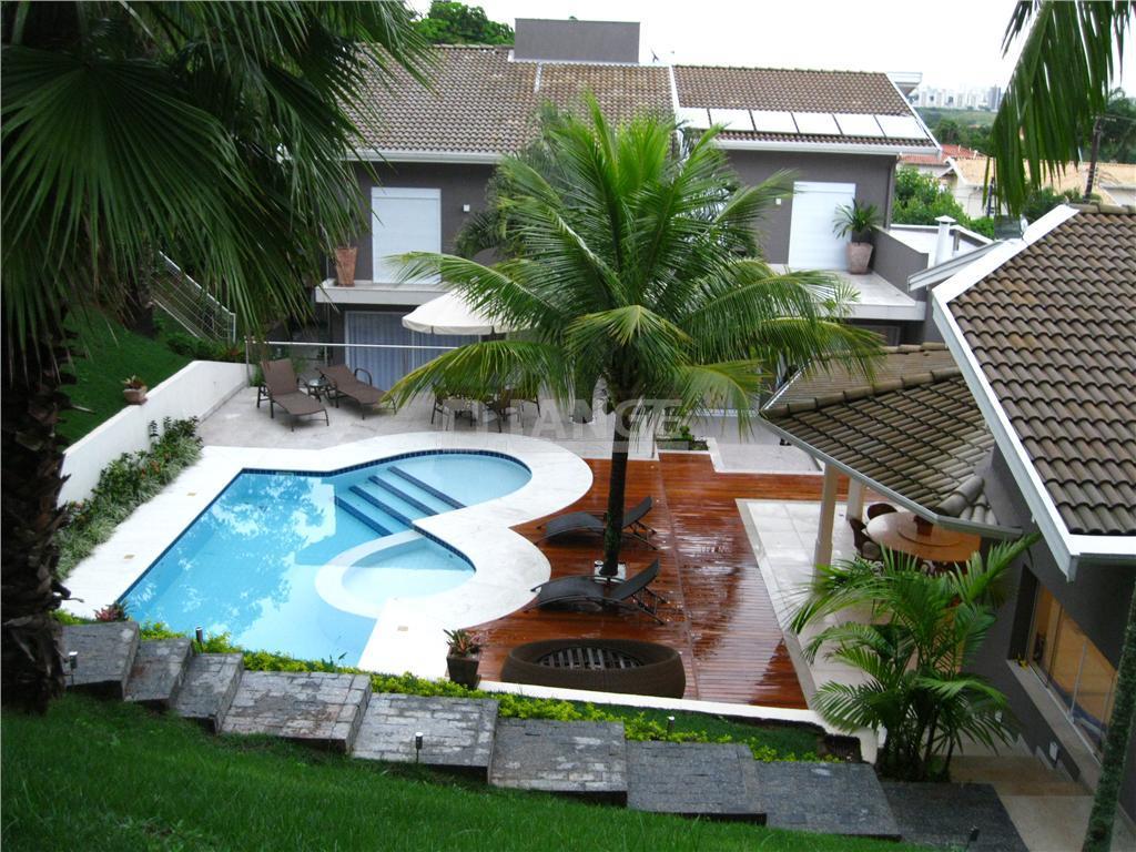 Casa residencial à venda, Gramado, Campinas - CA6807.