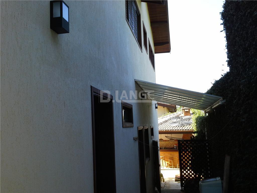 Casa de 4 dormitórios em Chácara Primavera, Campinas - SP