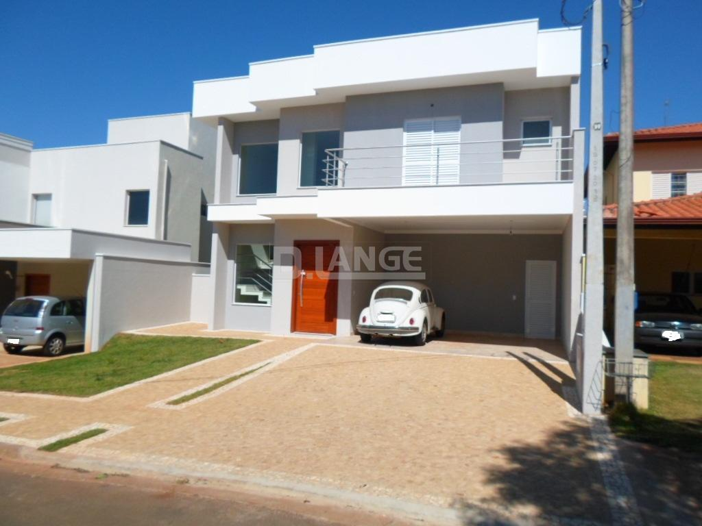 Casa residencial à venda, Residencial Paineiras, Paulínia - CA7192.
