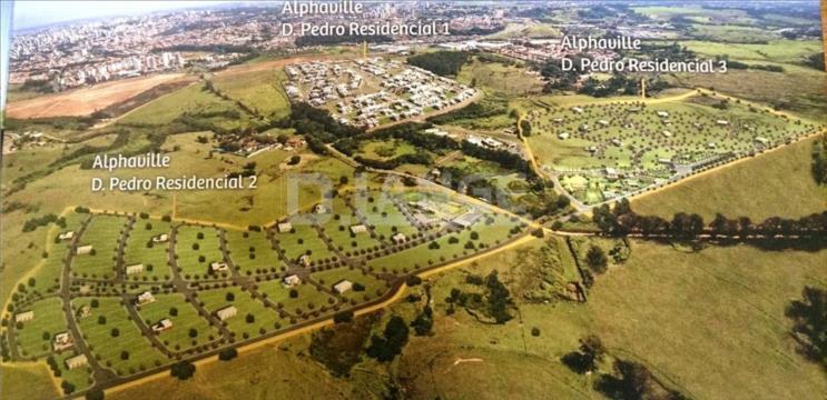 Terreno em Parque Imperador, Campinas - SP
