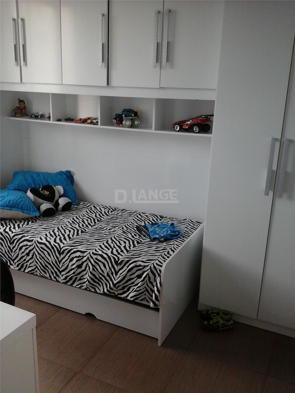 Apartamento de 3 dormitórios em Jardim São José, Campinas - SP