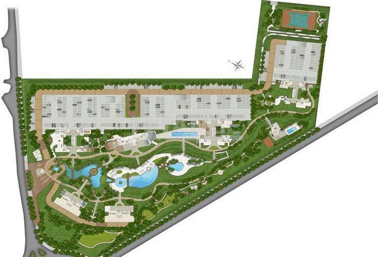 Apartamento de 2 dormitórios em Fazenda São Quirino, Campinas - SP