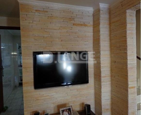 Casa de 2 dormitórios à venda em Vila Maria Eugênia, Campinas - SP