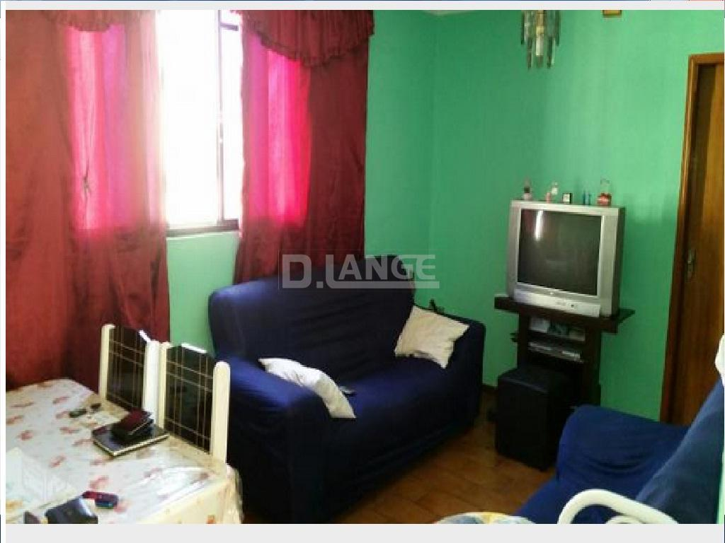 Apartamento de 2 dormitórios em Dic V (Conjunto Habitacional Chico Mendes), Campinas - SP