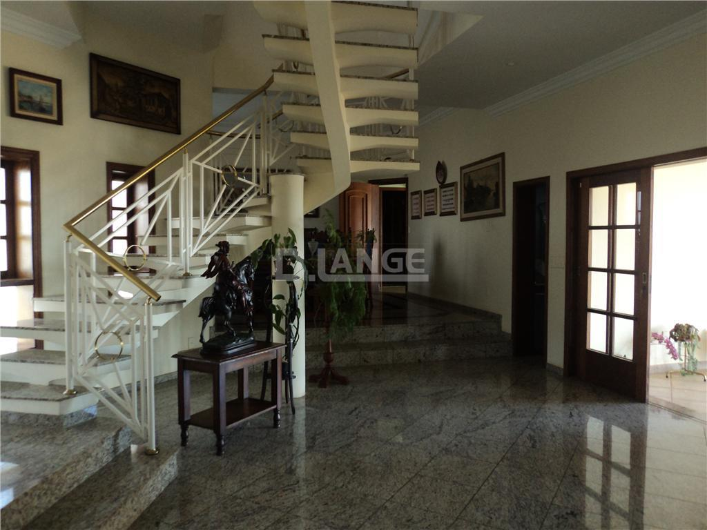 Casa residencial à venda, Jardim Botânico (Sousas), Campinas - CA7504.