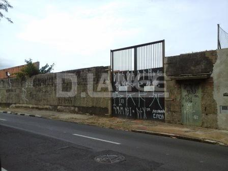 Terreno em Vila Industrial, Campinas - SP