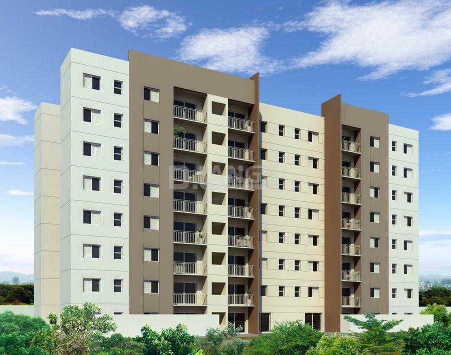 Apartamento de 2 dormitórios em Morumbi, Paulínia - SP