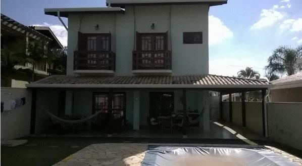 Casa de 3 dormitórios à venda em Caminhos De San Conrado, Campinas - SP