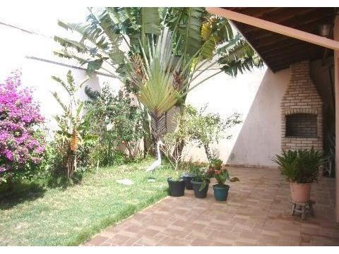 Casa de 3 dormitórios à venda em Jardim Santana, Campinas - SP