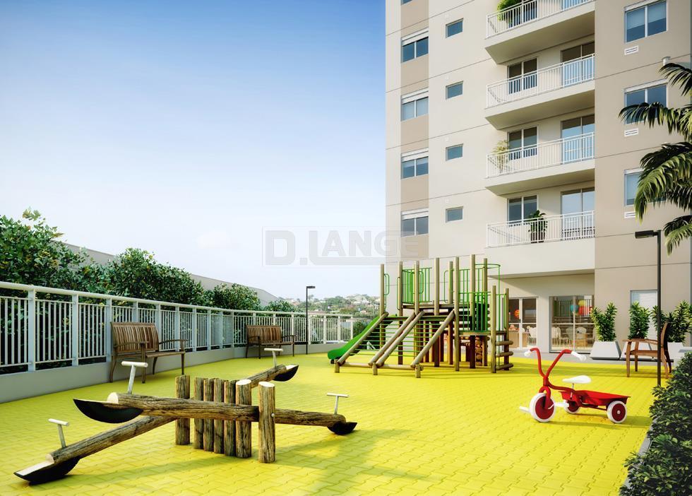 Apartamento de 3 dormitórios em Grupo Residencial Do Iapc, Campinas - SP
