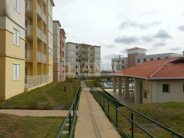 Apartamento de 2 dormitórios em Parque Euclides Miranda, Sumaré - SP