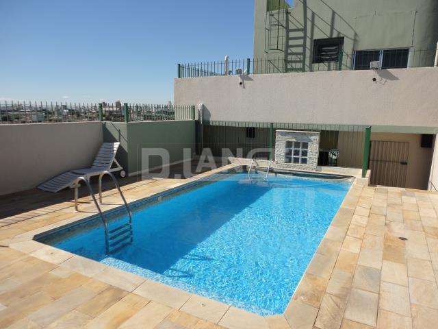 Apartamento de 3 dormitórios em Vila Teixeira, Campinas - SP