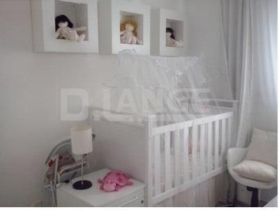 Apartamento de 2 dormitórios em Parque Prado, Campinas - SP