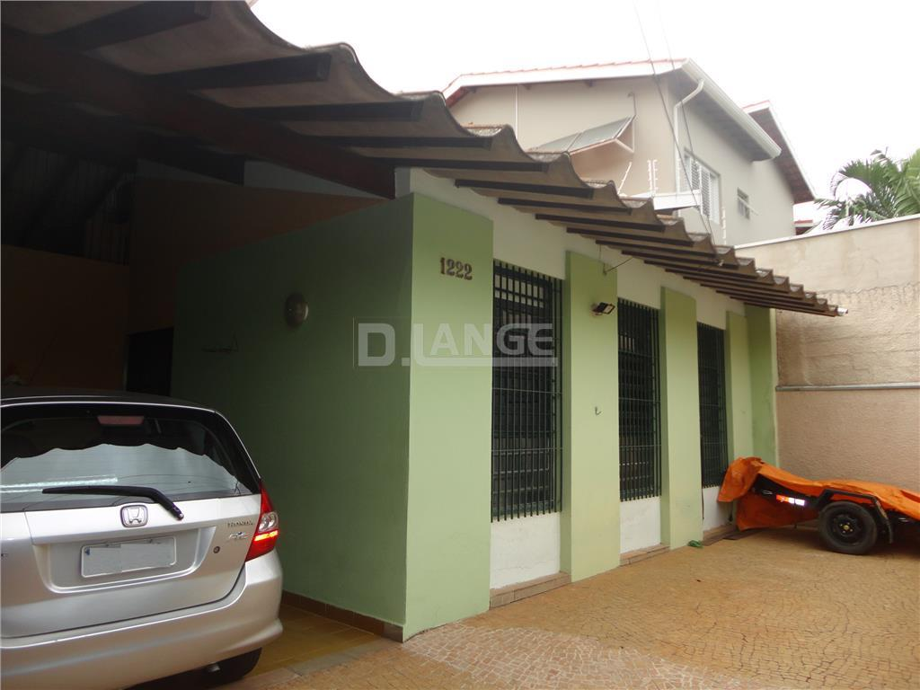 Casa de 3 dormitórios em Taquaral, Campinas - SP