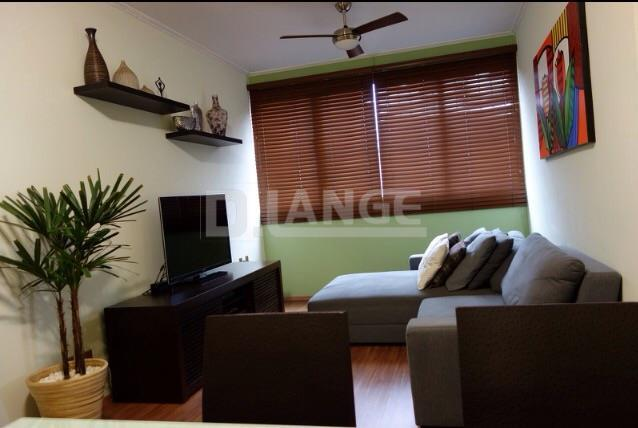 Apartamento de 2 dormitórios em Chácara Da Barra, Campinas - SP