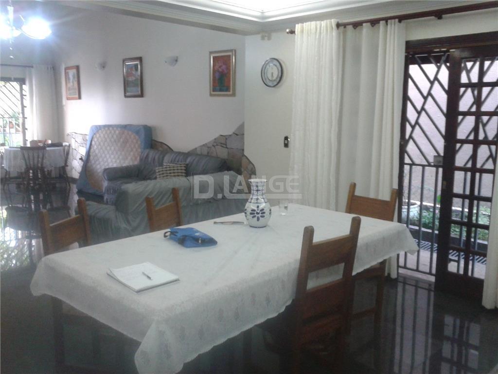 Casa de 3 dormitórios em Jardim Paraíso, Campinas - SP