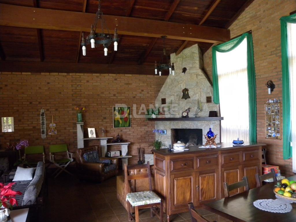 Casa de 5 dormitórios em Parque Xangrilá, Campinas - SP