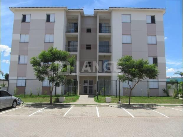 Apartamento de 2 dormitórios em Matão, Sumaré - SP