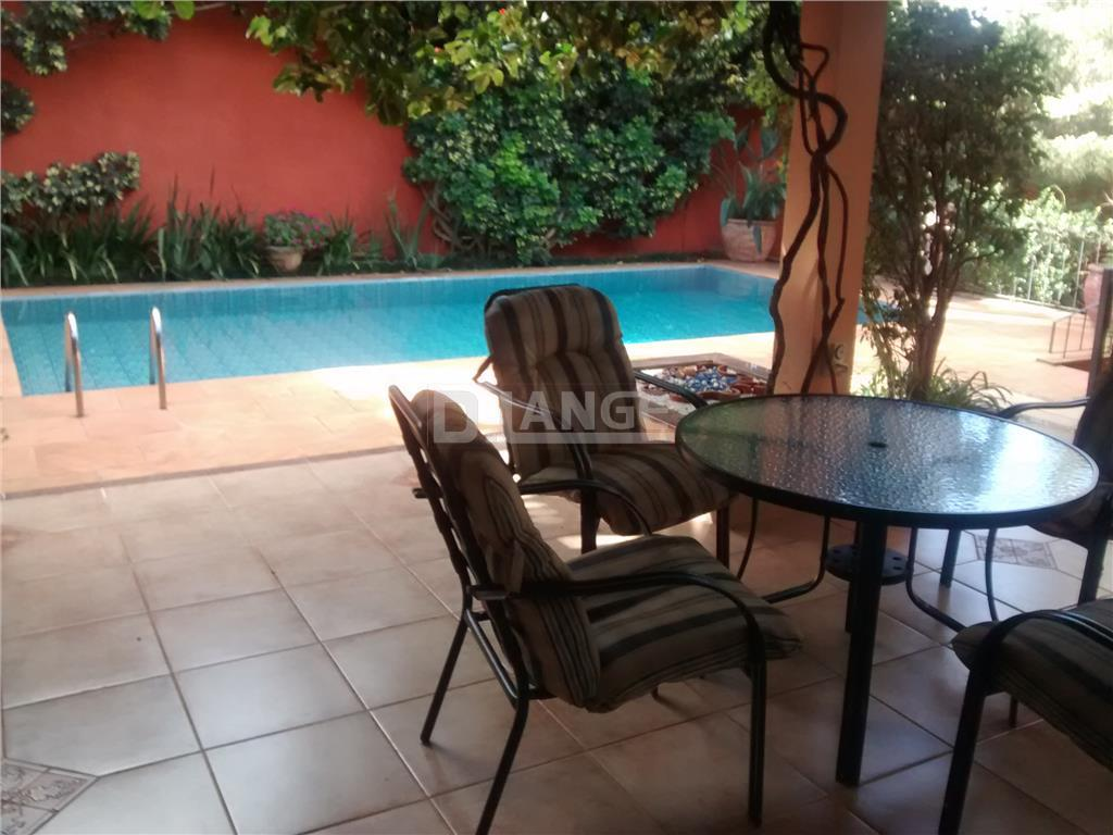 Casa residencial à venda, Chácara Primavera, Campinas - CA8141.
