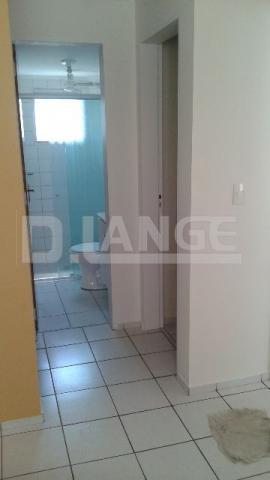 Apartamento de 2 dormitórios em Vila Pompéia, Campinas - SP