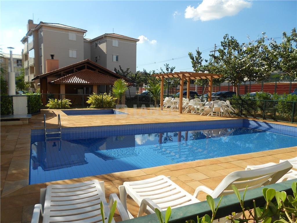 Apartamento de 2 dormitórios em Jardim Santa Genebra, Campinas - SP