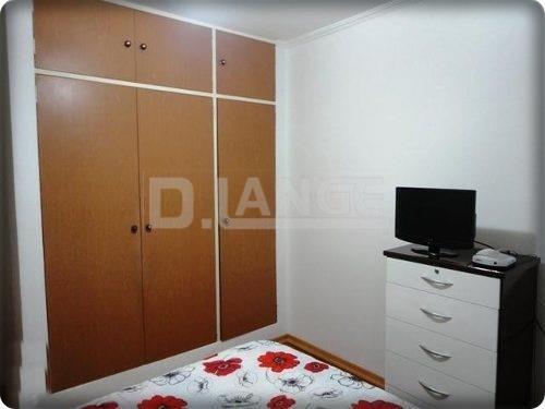 Apartamento de 2 dormitórios em Vila Itália, Campinas - SP