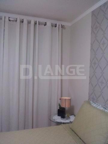 Apartamento de 2 dormitórios em Jardim São Bento, Campinas - SP