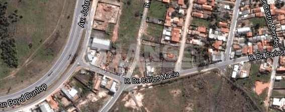 Terreno em Cidade Satélite Íris, Campinas - SP
