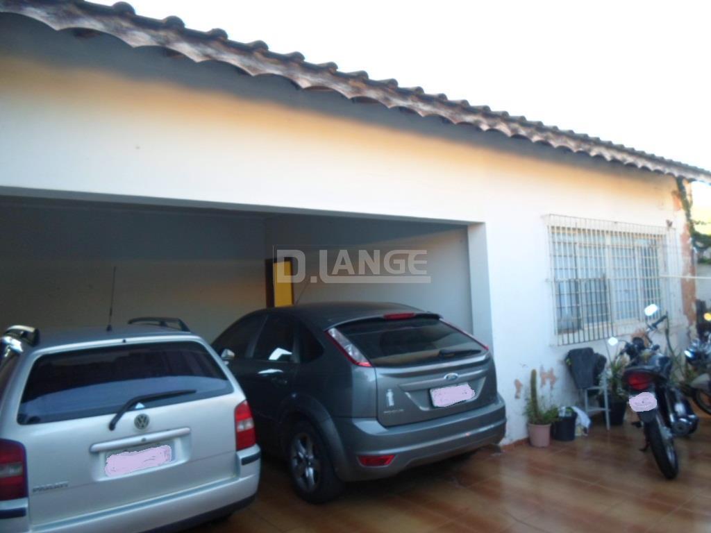 Casa de 4 dormitórios em Jardim Santa Genebra, Campinas - SP