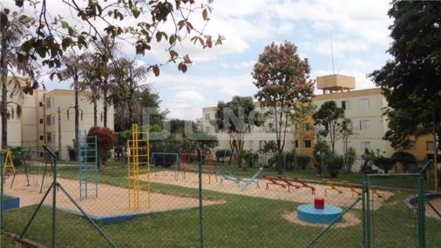 Apartamento de 3 dormitórios em Conjunto Residencial Parque Bandeirantes, Campinas - SP