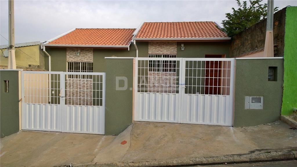 Casa de 2 dormitórios em Parque Orestes Ôngaro, Hortolândia - SP