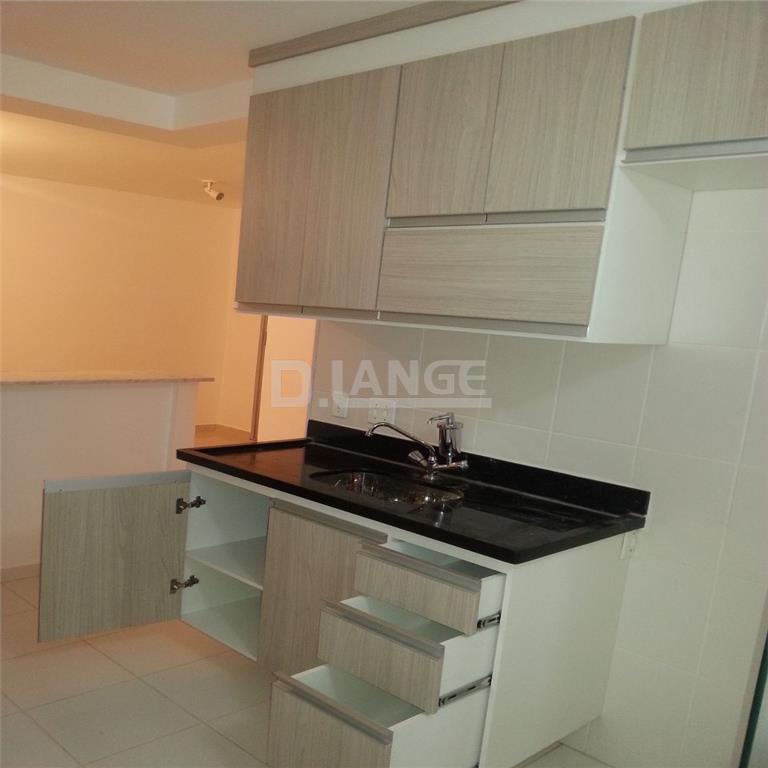 Apartamento de 2 dormitórios em Jardim Myrian Moreira Da Costa, Campinas - SP
