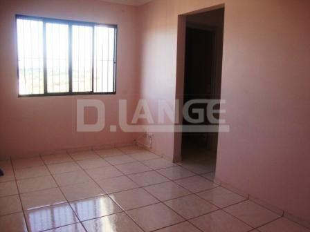 Apartamento de 2 dormitórios em Jardim Itayu, Campinas - SP