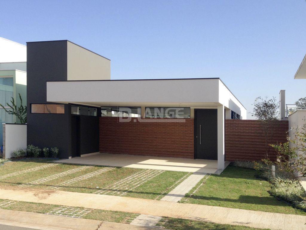Casa residencial à venda, Swiss Park, Campinas - CA8707.