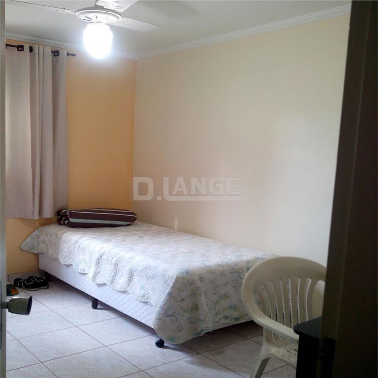 Apartamento de 2 dormitórios em Jardim Ipiranga, Campinas - SP